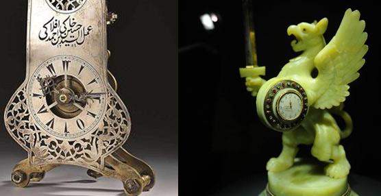 El Palacio Topkapi de Estambul recoge ;en una muestra ;más de 200 relojes de los sultanes otomanos (II)