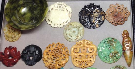 La 'maldición' de la colección de jade... falso