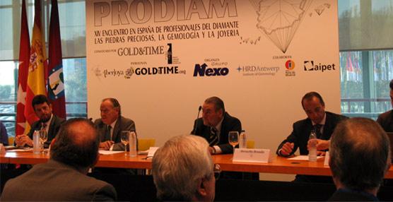 El Encuentro ProDiam 2013 reúne a la Industria del diamante y el diseño joyero el 10 de septiembre en Ifema