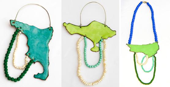 La diseñadora Laura González nos muestra su colección más reciente, inspirada en rincones 'idílicos' para el surf
