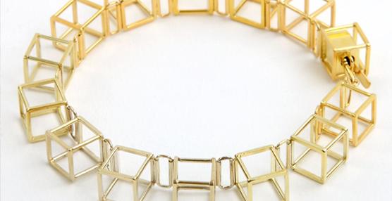 El arte de la geometría y el movimiento, aplicado a la joyería contemporánea japonesa