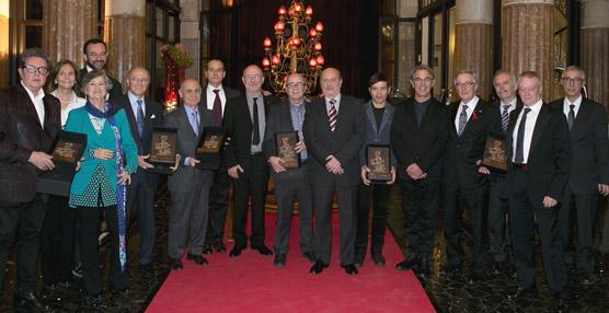 La firma Majoral gana el galardón anual del Colegio de Cataluña