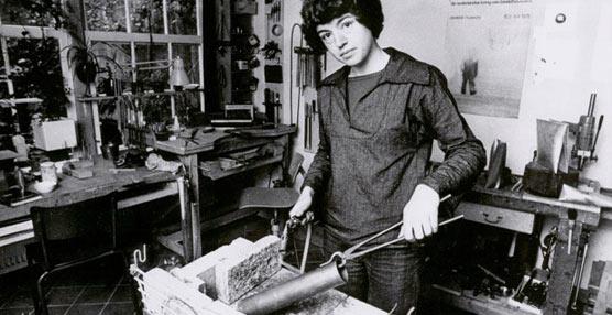 Sieraad prepara una retrospectiva sobre Françoise van den Bosch