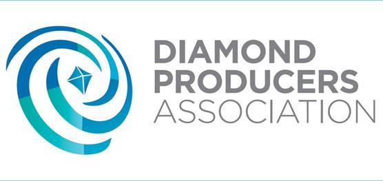 Logotipo de la nueva asociación de productores de diamantes.