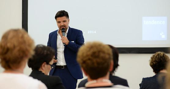 Tendence de Frankfurt presenta un amplio programa de conferencias