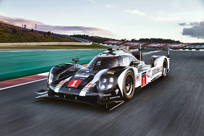 Tercer año de Chopard como cronometrador de la Porsche Motorsport