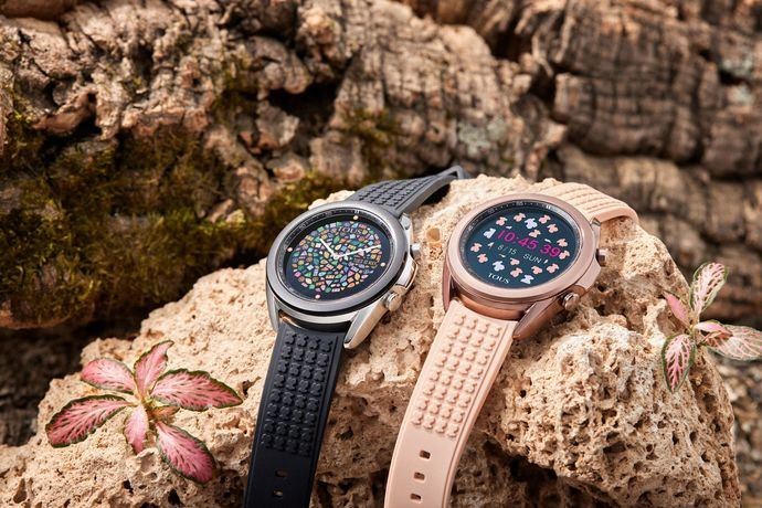 Diseño relojero y tecnología móvil se fusionan con Tous y Samsung