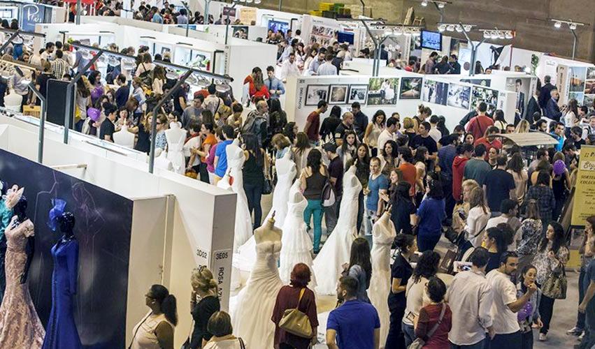 Las 1001 bodas, un punto de encuentro joyero en Madrid