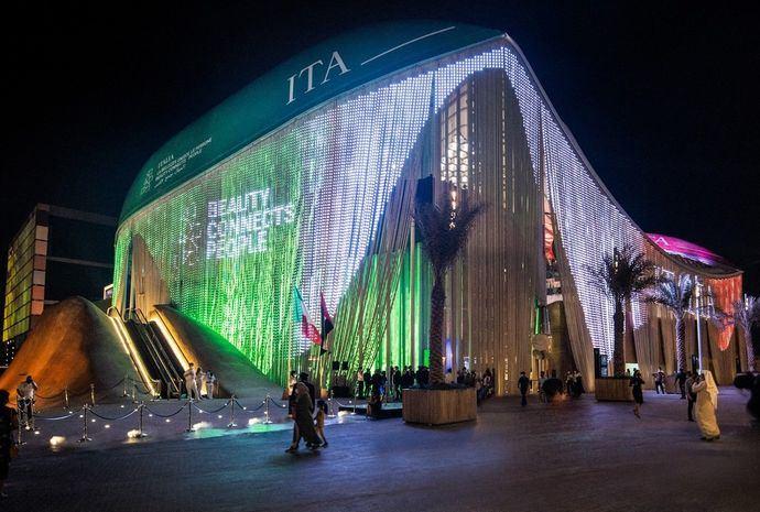 Bulgari lleva sus joyas al pabellón italiano de Expo Dubai 2020