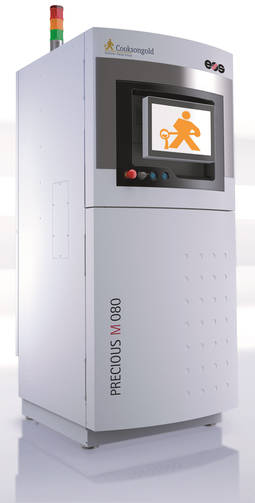 La impresora 3D Precious DMLS M080.