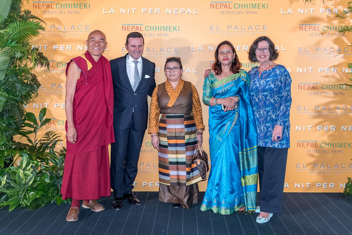 La joyería catalana colabora en un acto solidario con Nepal