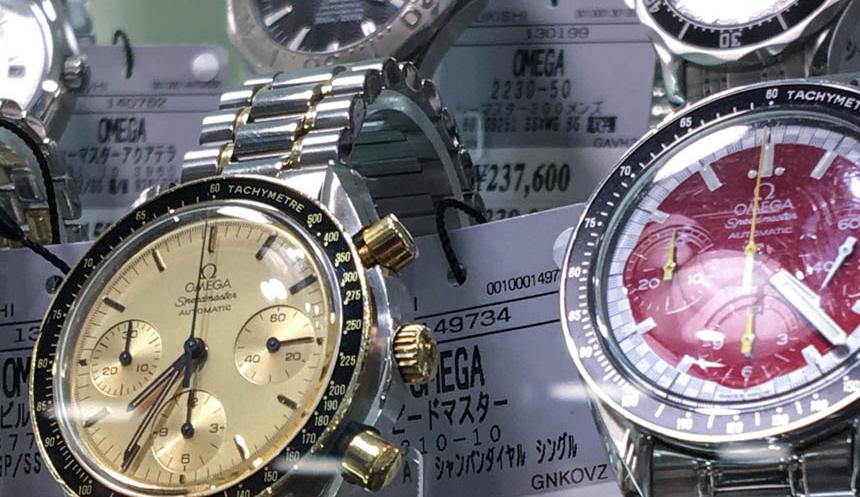 La relojería usada, ¿En la mira de las grandes marcas?