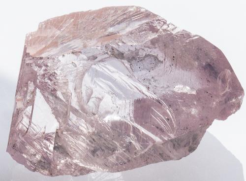Los diamantes rosa, al alza