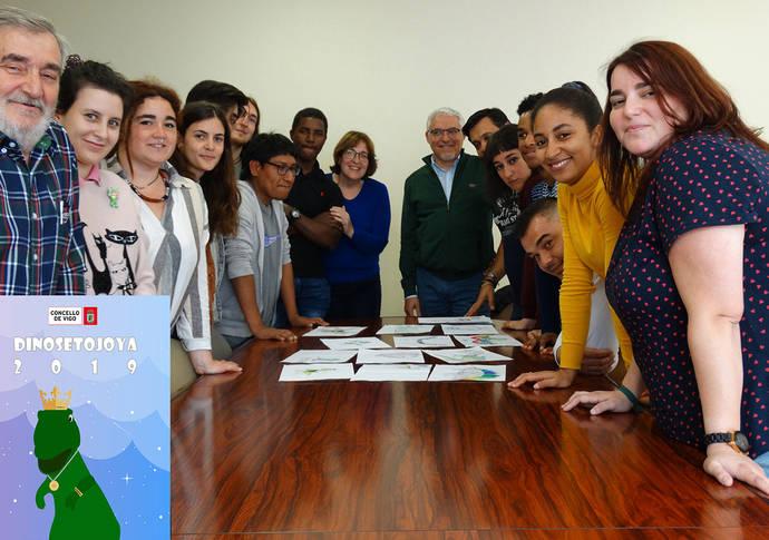 Más de 1.500 escolares se hacen joyeros en Vigo