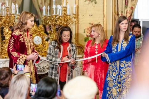El diseño hispano árabe se da cita en Madrid