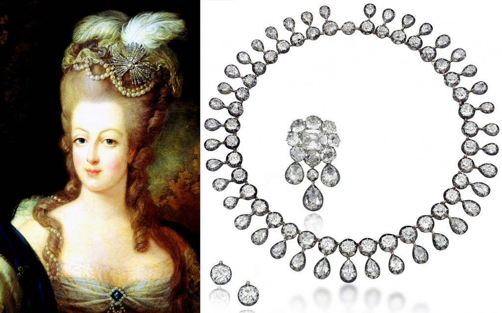Las joyas de María Antonieta no 'salvan' los resultados de Sothebys