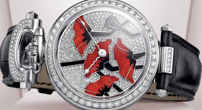 Más que relojes: Los esmaltes de Bovet se expondrán en el Museo del Kremlin