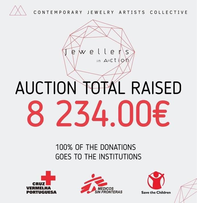 La iniciativa solidaria Jewellers in Auction recauda más de 8.000 euros