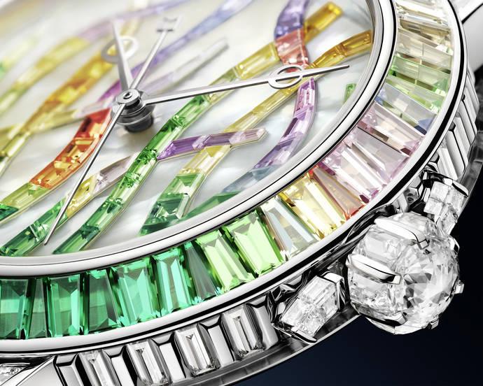 Breguet presenta uno de sus relojes-joya más fascinantes