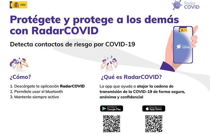 El Gobierno pide a la Joyería difundir la aplicación RadarCovid