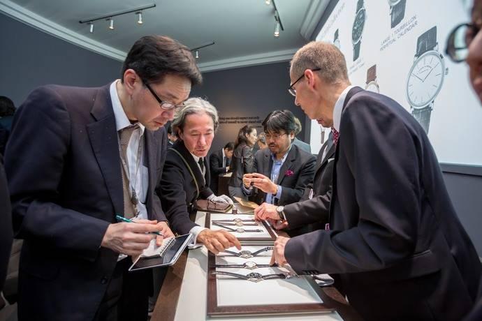 A. Lange & Söhne presentó Mechanical Masters en Ginebra y tour internacional