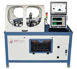 La nueva máquina tiene dimensiones industriales.