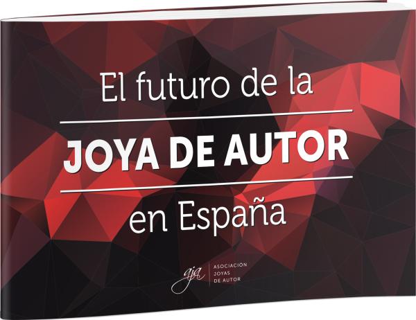 Descárgate ya el libro 'El Futuro de la Joya de Autor', en formato digital