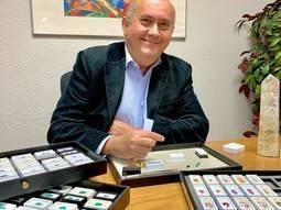 Antonio Negueruela: Nuestra oficina es una de las minas más importantes de Europa por calidad y cantidad