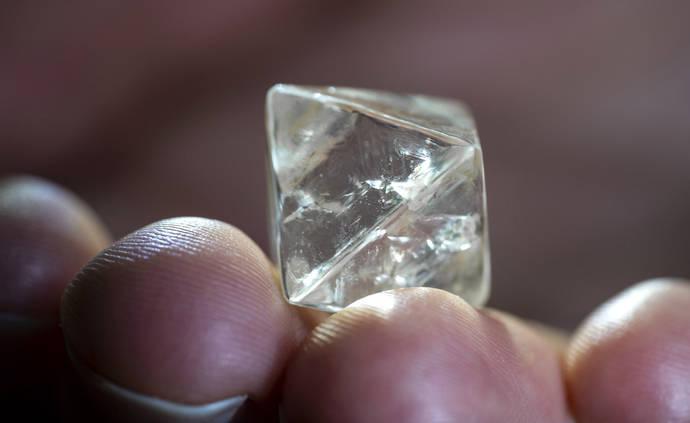 El testamento de Argyle: Un octaedro perfecto de 28,84 quilates