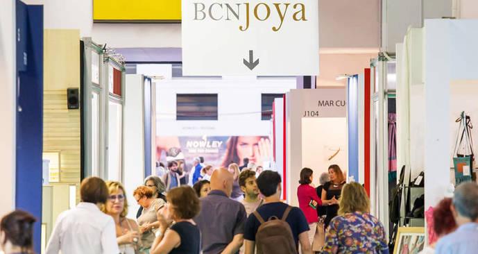 La feria BCNJoya eleva un 20% la participación y fomentará las joyas de diseño