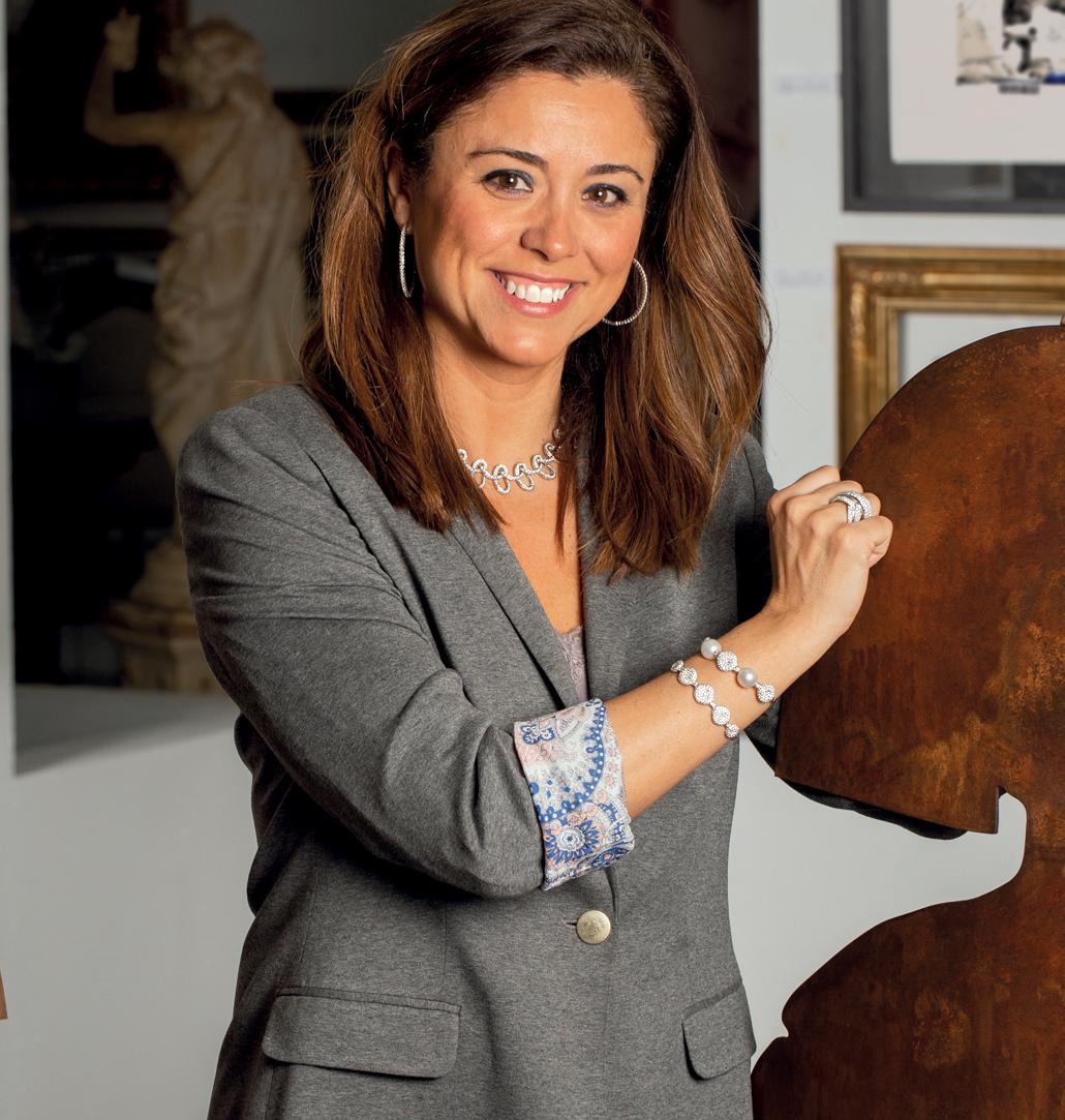 Berta González, de Sala Retiro: <em>Los joyeros tienen en nosotros un escaparate para dar salida a su stock</em>