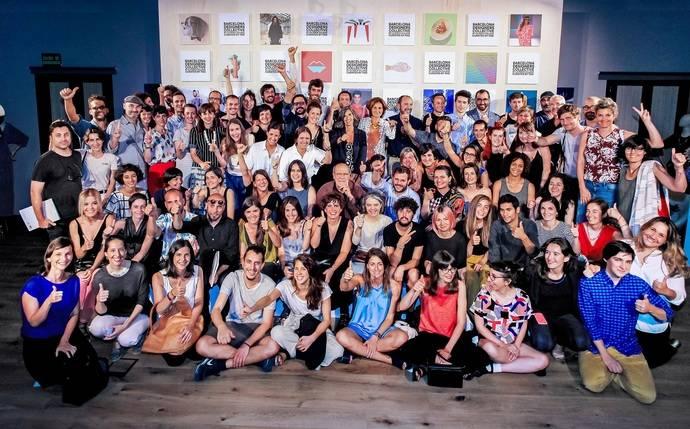 Barcelona reúne a jóvenes promesas con creadores consagrados