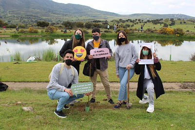 Joyería y sostenibilidad: 400 árboles para reducir la huella de carbono
