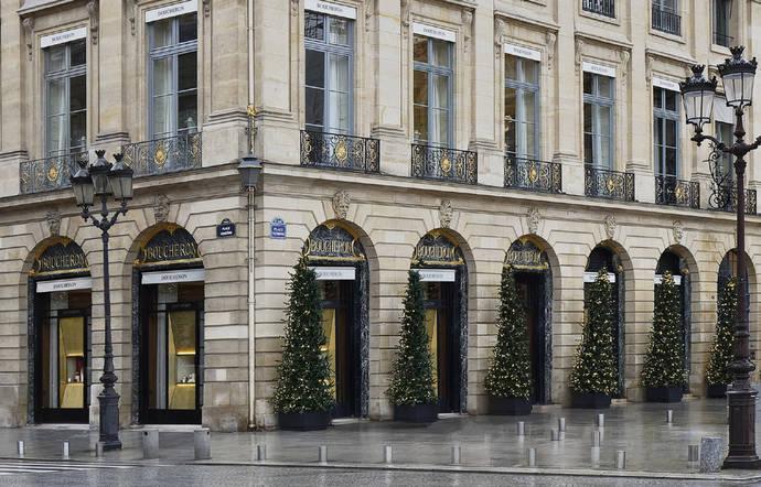Boucheron reabre su emblemática sede de Place Vendôme