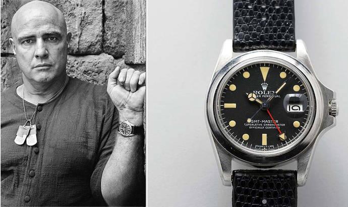 A subasta el Rolex de Marlon Brando en Apocalypse Now