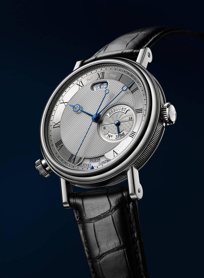 Breguet reedita su reloj de huso horario múltiple Classique Hora Mundi