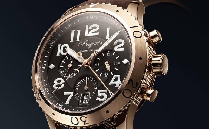Breguet lanza una versión formal de su crono XXI 3817