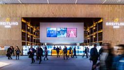 La relojera Breitling también se va de Baselworld
