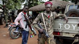 Los señores de la guerra siguen controlando buena parte de las zonas productoras en Centroáfrica. Foto: Global Witness.