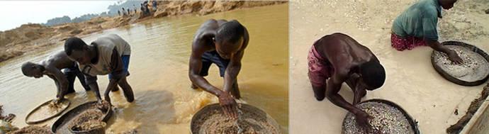 Análisis: ¿Qué está ocurriendo con los diamantes de la República Centroafricana?