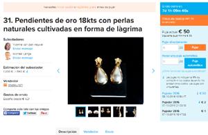 Subastas de joyas online: No todo es lo que parece
