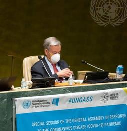 CIBJO recuerda en la ONU la necesidad de no dejar atrás a los países productores en el acceso a la vacuna Covid