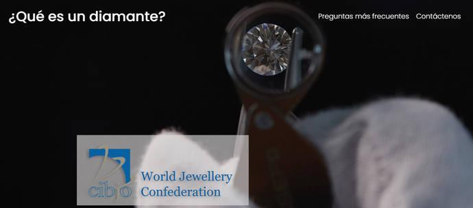 Nueva web específica para aclarar diferencias entre diamantes naturales y sintéticos
