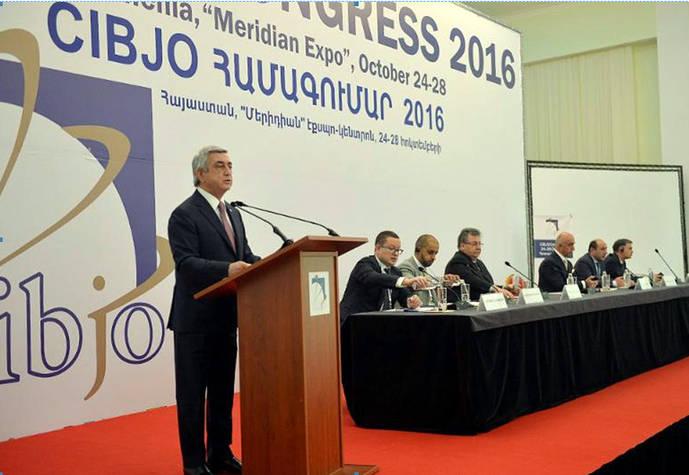 CIBJO cierra su Congreso con el respaldo a los pequeños socios