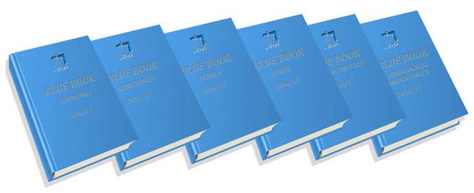 CIBJO pone a disposición de forma gratuita todos sus <em>Libros Azules</em> de gemología