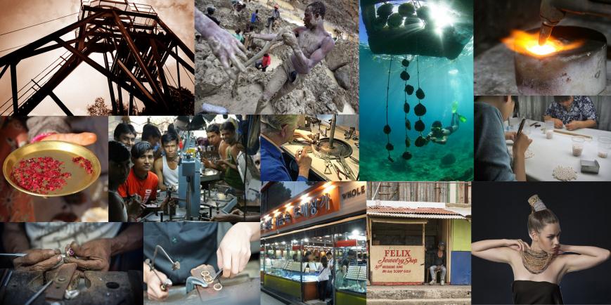 Nuevo <em>Libro Azul</em> para el abastecimiento responsable en la industria joyera