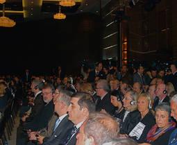 Uno de los congresos más multitudinarios de la Confederación se celebró en Estambul en en año 2009.