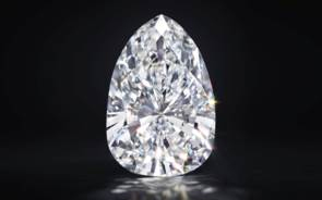 Seis millones por un diamante de 116 quilates en Christies
