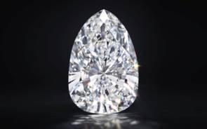 Seis millones por un diamante de 116 quilates en Christies