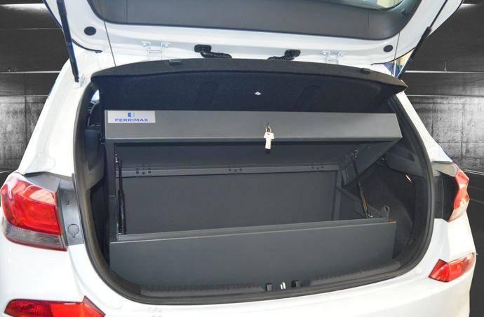 El maletero, uno de los puntos débiles en el transporte de joyas